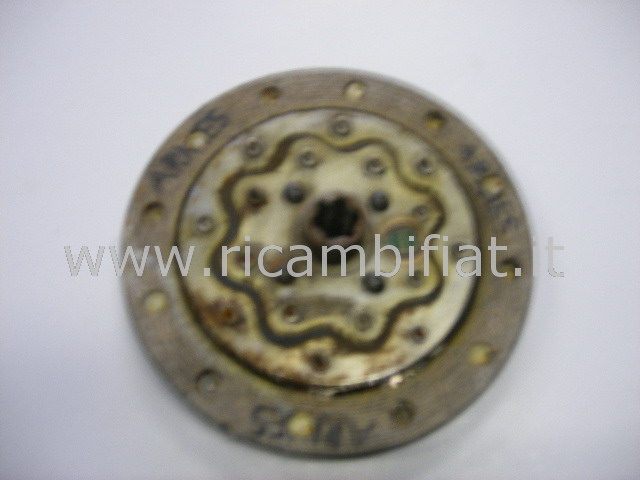 341121 - clutch disc 6 splines