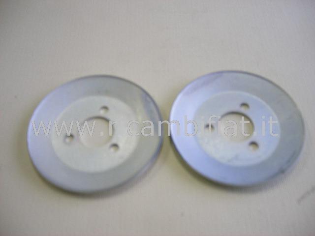 355866 - half pulley fan