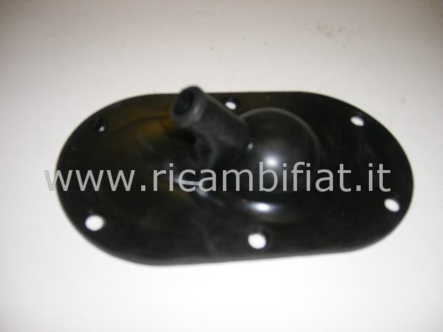 356145 - rubber gear lever