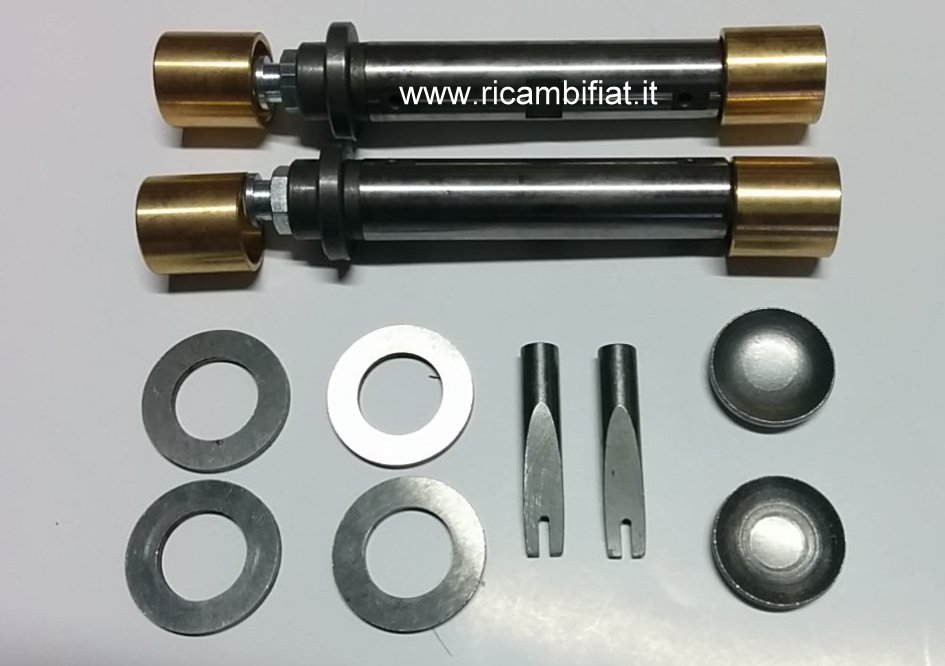 CAV1056 - Overhaul kit for lower arms shaft FIAT 500 C Topolino