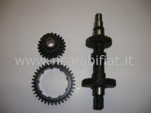 cav217 - tris gears d-f-l