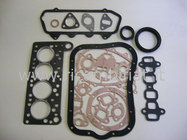 cav544 - complete engine gaskets set type b-c