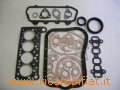 complete engine gaskets set type b-c